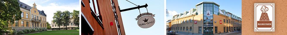 Banner för Masmästaren Dalarna HB