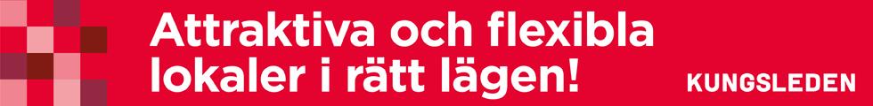 Banner för Kungsleden AB (publ)
