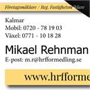 Mickael Rehnman